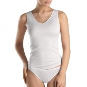 Hanro Unterhemd Cotton Seamless Hemd