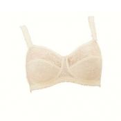 Rosa Faia by Anita Soft BH Lace Rose ohne Bügel, Champagner