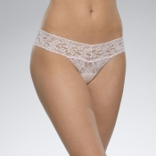 HANKY PANKY String Lace Low Rise, rosa