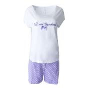 LOUIS & LOUISA Pyjama Set, Süß und Bezaubernd, gepunktet