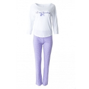 LOUIS & LOUISA Pyjama, Süß und Bezaubernd, Weiß