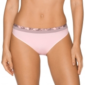 PRIMA DONNA Twist Flower Shadow, Slip, rosa