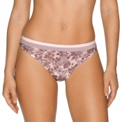 PRIMA DONNA Twist Flower Shadow String Tanga, rosa