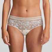 MARIE JO Nathy Panty, Pearled Ivory