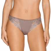 PRIMA DONNA Deauville String Tanga, Smokey Sand