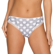 PRIMA DONNA Twist It Girl Slip, Grau