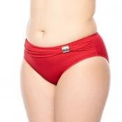ULLA DESSOUS Bikini Slip St. Tropez Hose, Rot