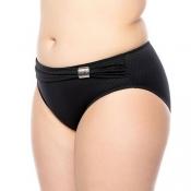 ULLA DESSOUS Bikini Slip St. Tropez Hose, Schwarz