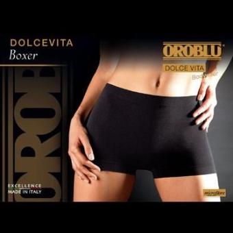 Oroblu Panty Boxer DolceVita schlicht