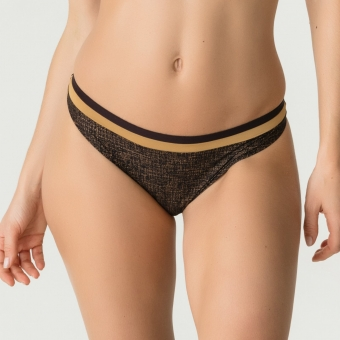 PRIMA DONNA Twist Parisian Night String Tanga, Braun