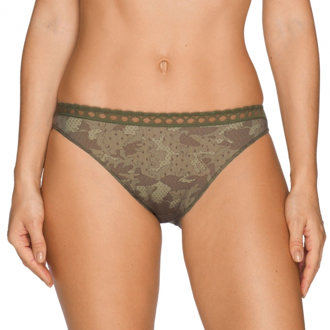 PRIMA DONNA Twist Rainforest Slip, Grün