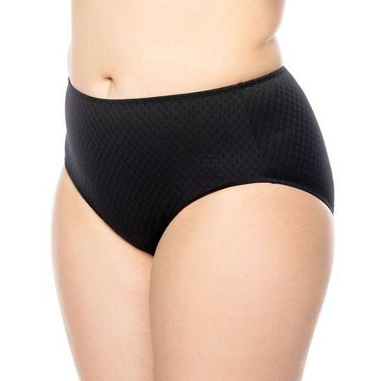 ULLA DESSOUS Bikini Taillenslip St. Tropez Hose, Schwarz